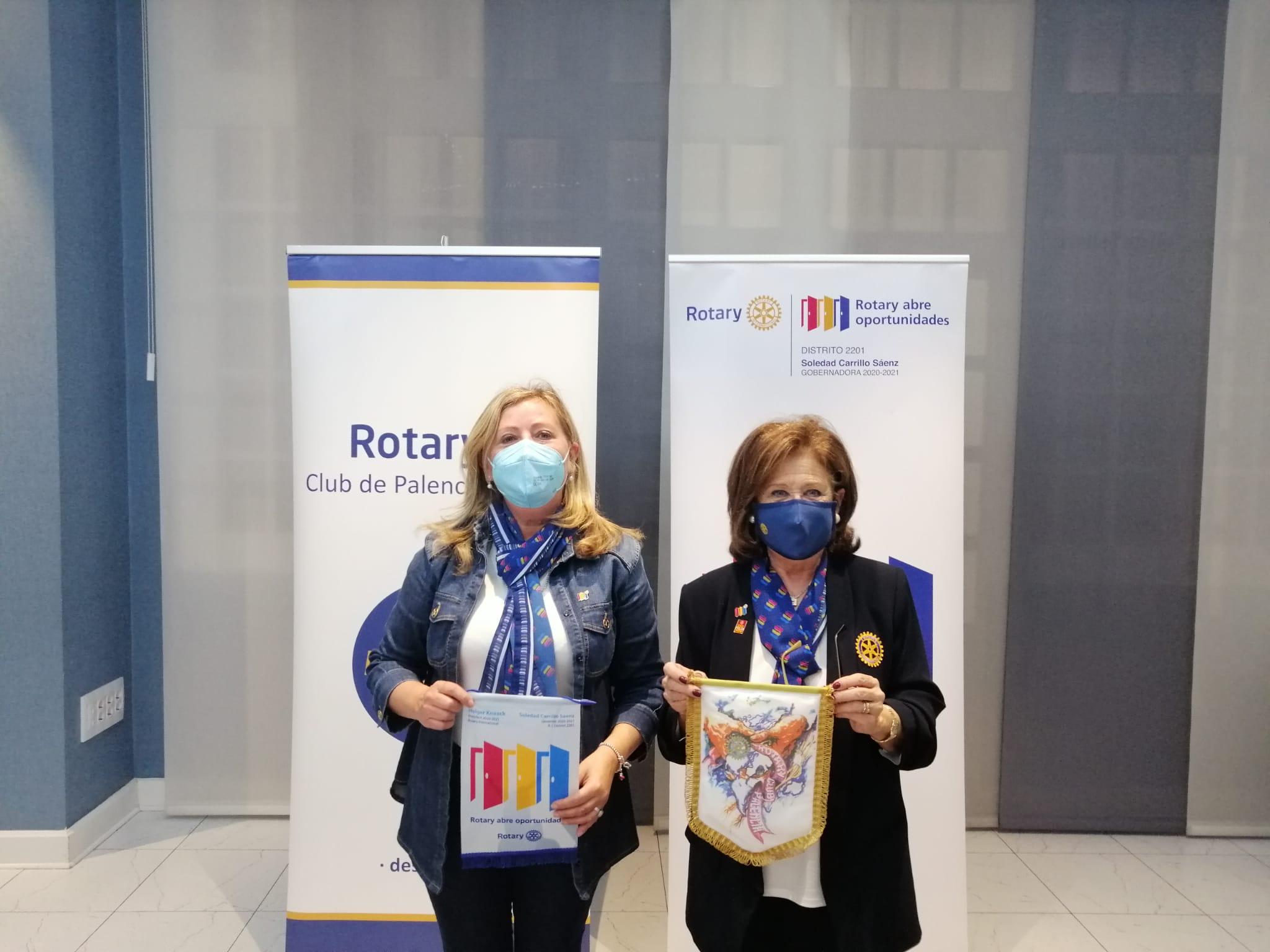 Las voces de Rotary