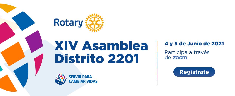 portada_Programa XIV Asamblea Distrito 2201